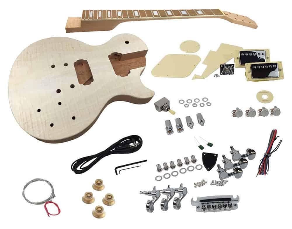 Gibson Les Paul Style Kit