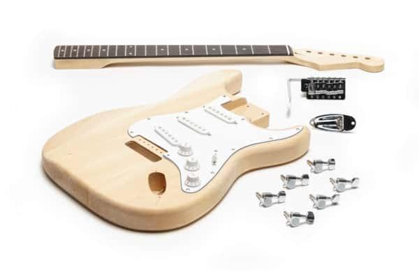 Stratocaster Style Guitar Kit