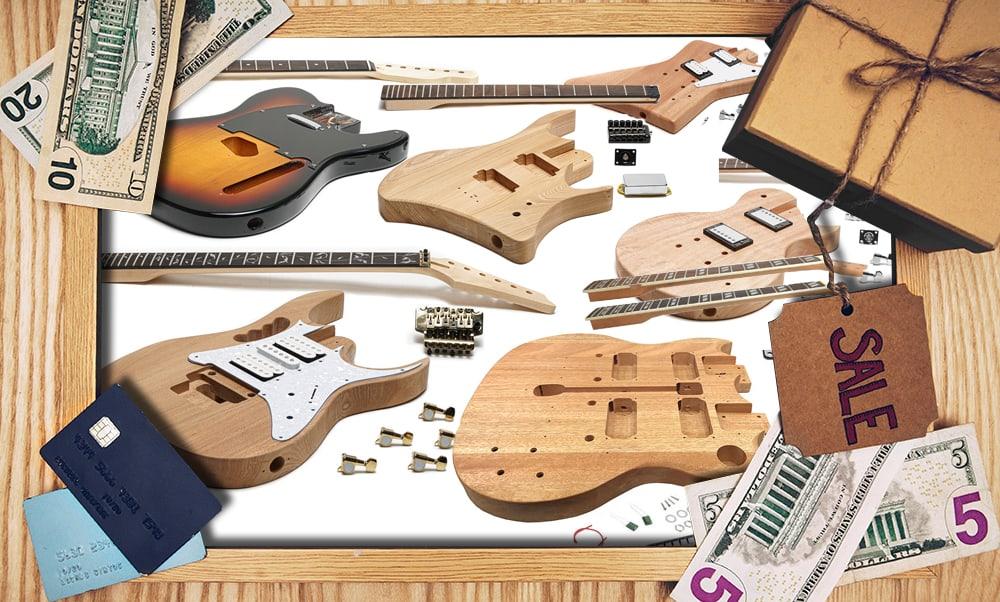 Are DIY Guitar Kits Worth It