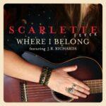 Singer-songwriter Scarlette Fever enlists DISHWALLA's J.R. Richards for new single