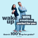 Are you having a good night's sleep? You need a FREE mattress