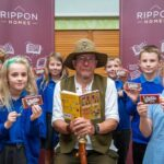 Leicestershire school find the golden ticket at storytelling event