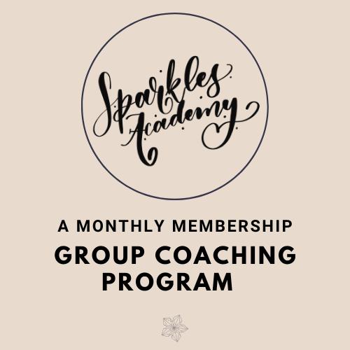 Sparkles Academy – Twelve Months' Membership