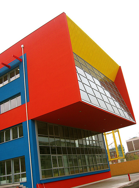 Colorful education in Milan