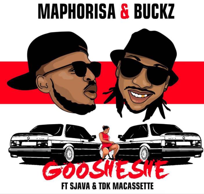 "Dj Maphorisa and Deejay Buckz Release New Single '""GOOSHESHE"" featuring Sjava & TDK Macassette"