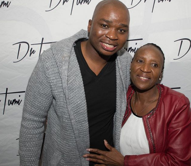 """Photo of """"At the end of our tour there will be a new album"""" Says Dr Tumi"""