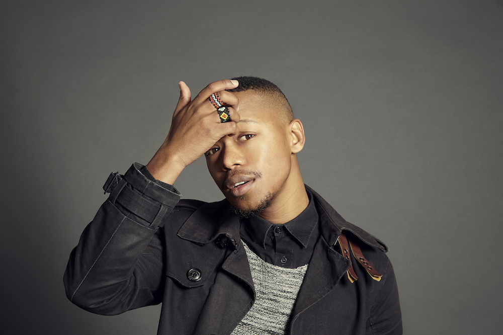 Photo of Nakhane Toure Says He Is Tired Of Talking About The Film 'Inxeba'