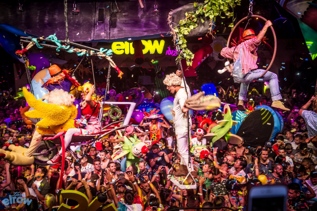 Photo of Elrow Epic Party Brand To Rock SA This March