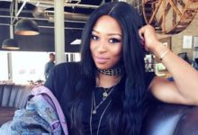 Photo of DJ Zinhle Responds To Rumours That She A Has New Bae