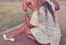 """Photo of Lady Zamar Gatvol On People Trolling Her For Her """"Unique"""" Fashion Sense"""
