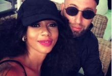 Photo of Kelly Khumalo Shares Some Loved Up Images Of New Bae