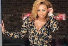 Photo of DJ Zinhle Responds To Accusations That She Was Shading Cassper