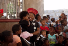 Photo of INSIDE Busiswa's Black Panther Themed Birthday Party For Her Son