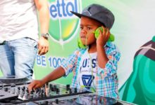 Photo of Could DJ Arch Jnr's Pursuit Of Music Be Denying Him A Chance Of Being A Kid?