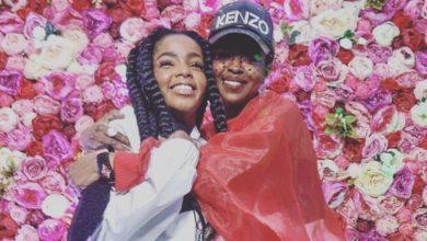 Photo of Shekhinah Meets Her Idol Lauryn Hill