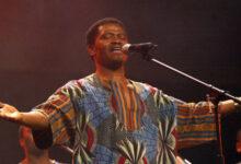 Photo of Ladysmith Black Mambazo Founder Joseph Shabalala Dies