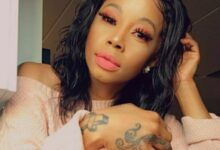 Photo of Kelly Khumalo Clarifies That Alcohol Won't Make Her Do What People Want