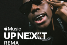 Photo of REMA ANNOUNCED AS APPLE MUSIC UP NEXT ARTIST