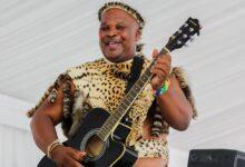 Photo of Maskandi Artist Thokozani Langa and Victor Mkhize Bring Hope To A Community