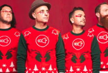 """Photo of The Parlotones Announce """"STRIKE THE HARP""""(Christmas) Album And Unveil New Music Videos"""