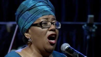 Photo of South African Music Legend Sibongile Khumalo Passes Away At The Age Of 63