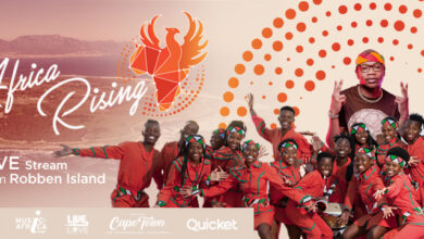 Photo of MASTER KG & NDLOVU YOUTH CHOIR SET TO PERFORM LIVE AT AFRICA RISING FROM ROBBEN ISLAND FOR FREE GLOBAL LIVESTREAM CONCERT