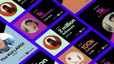 Photo of Spotify Expands Its Promo Share Card Tool for Artists