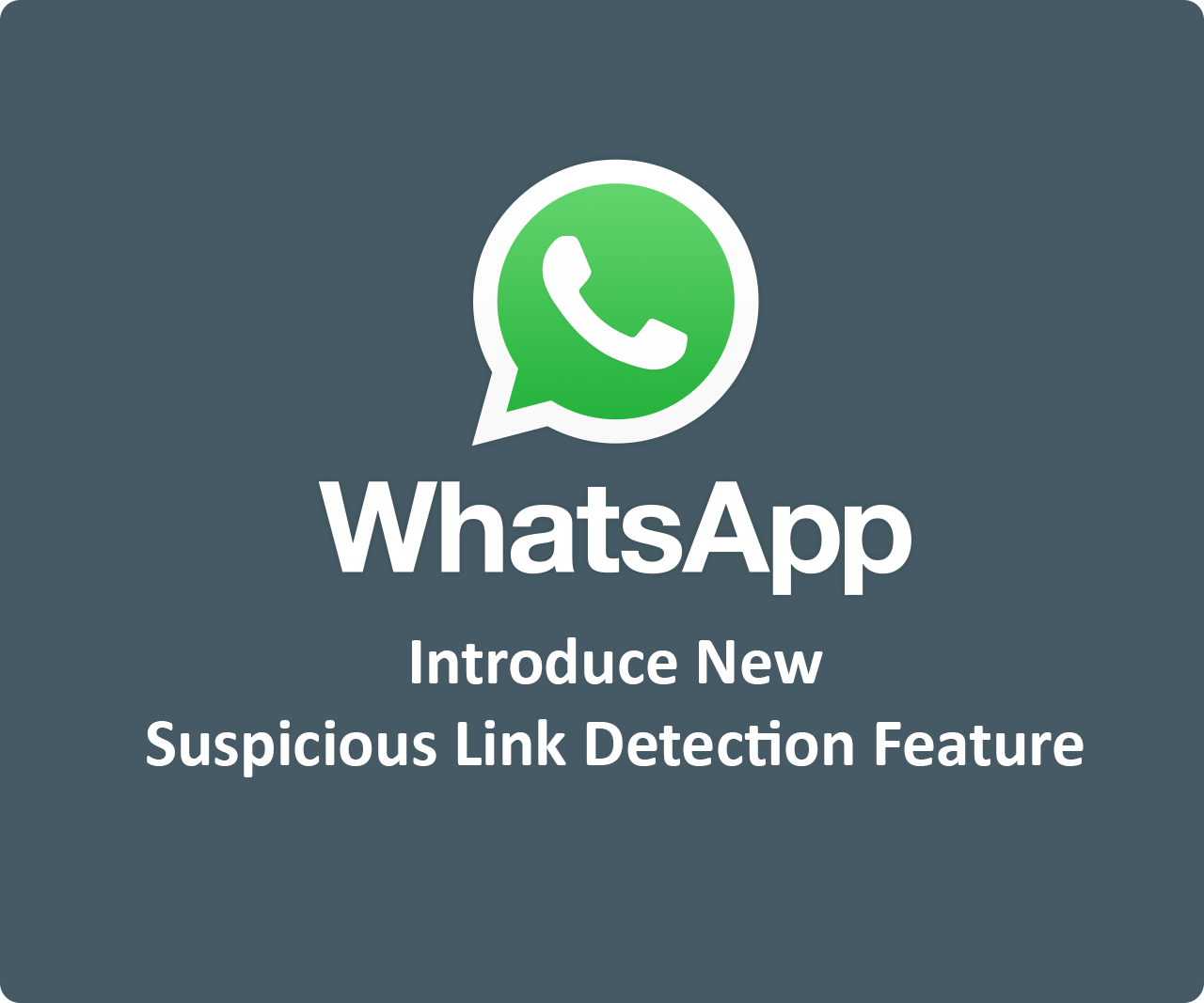 Whatsapp Break spreading Fake Contents