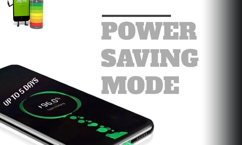 Battery Saving Code
