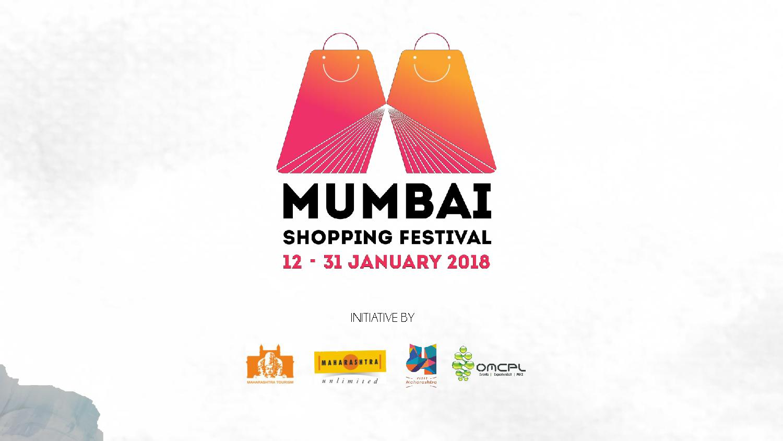 20 Days Mumbai Shopping Festival (MSF) 2018 | January Mela By MTDC