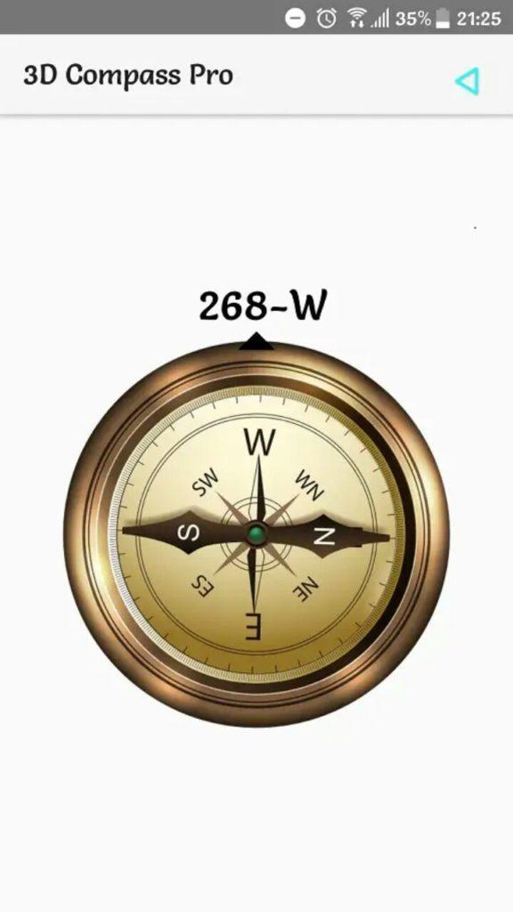 3D Compass Pro