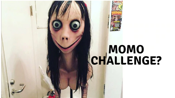 What is WhatsApp Momo Challenge?