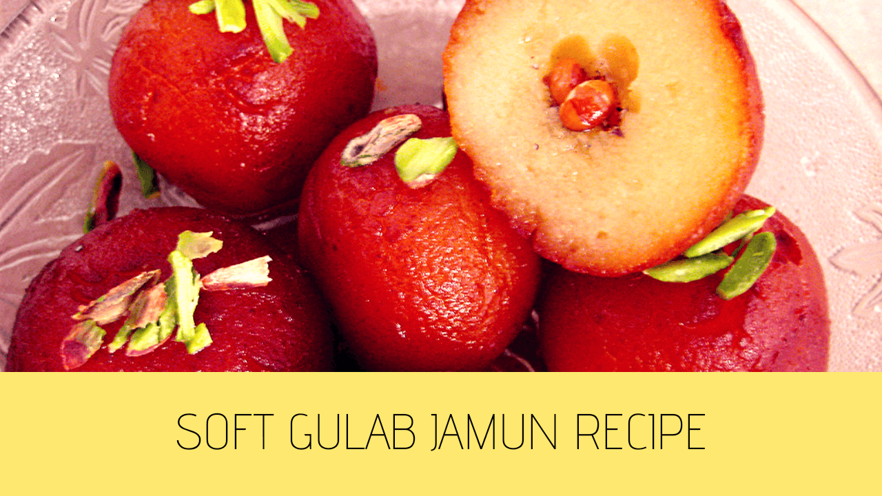 Gulab Jamun Recipe | Make Best Gulab Jamun From Khoya