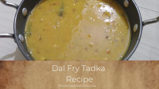 Dal Fry Tadka Recipe | Dal Tadka Dhaba Style | Dal Fry