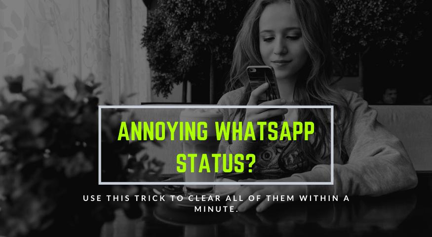 How To Delete Status From Whatsapp? | WhatsApp Tricks