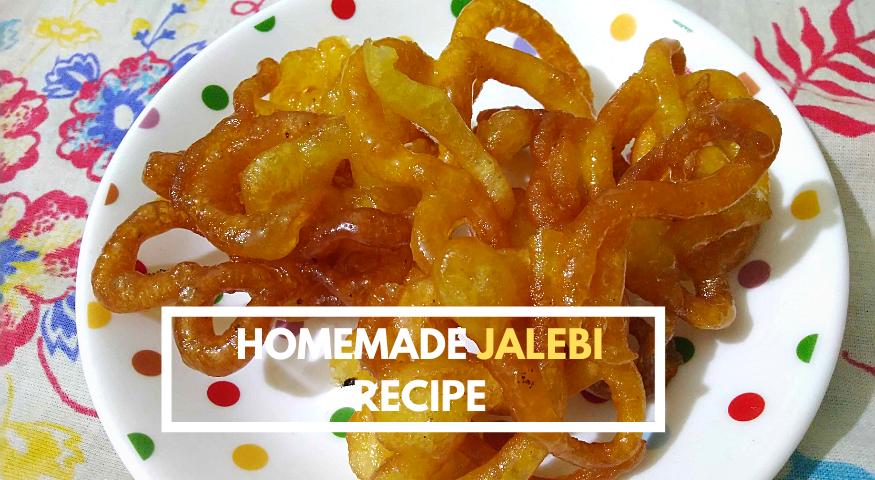 Homemade Jalebi Recipe | Homemade Jalebi | Jalebi Sweet | Jilapi