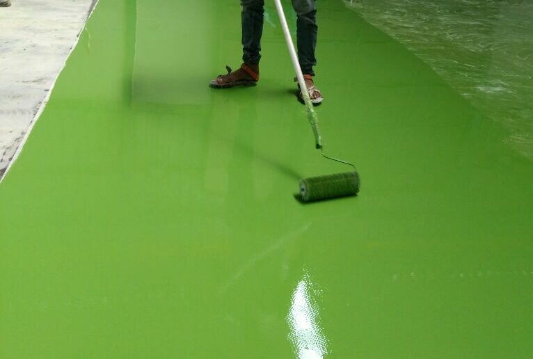 Industrial Epoxy Flooring And Tiling