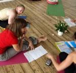 Yoga for teachers