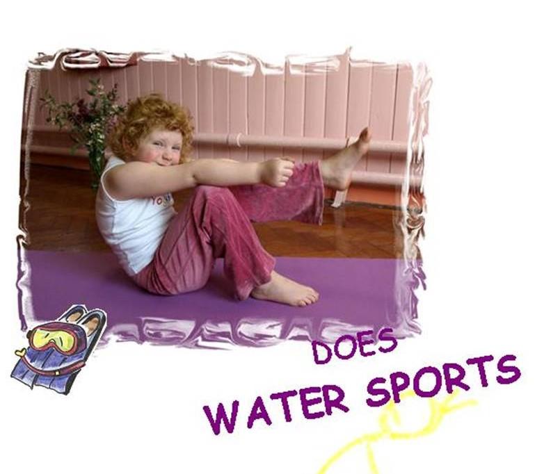 Sunshine...does Water-sports - Yogakidz Yoga Stories - MP3