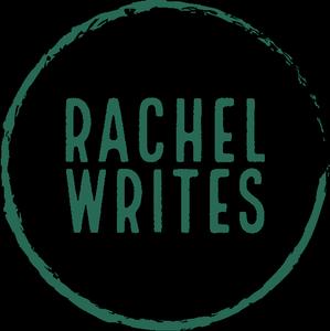 Rachel Writes logo