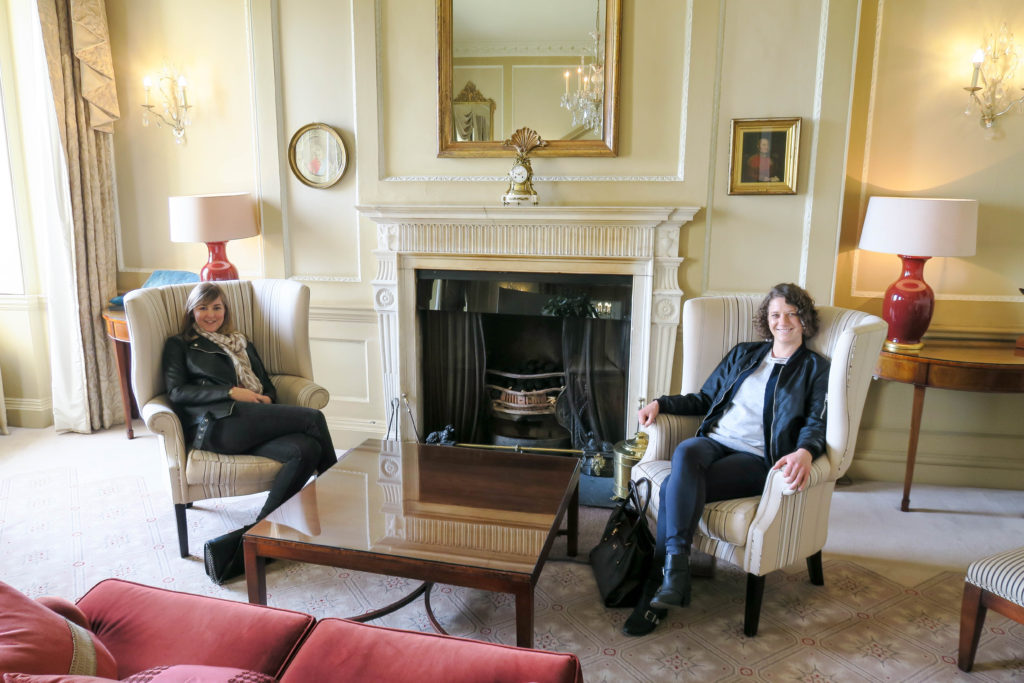 Afternoon Tea at The Royal Crescent Hotel