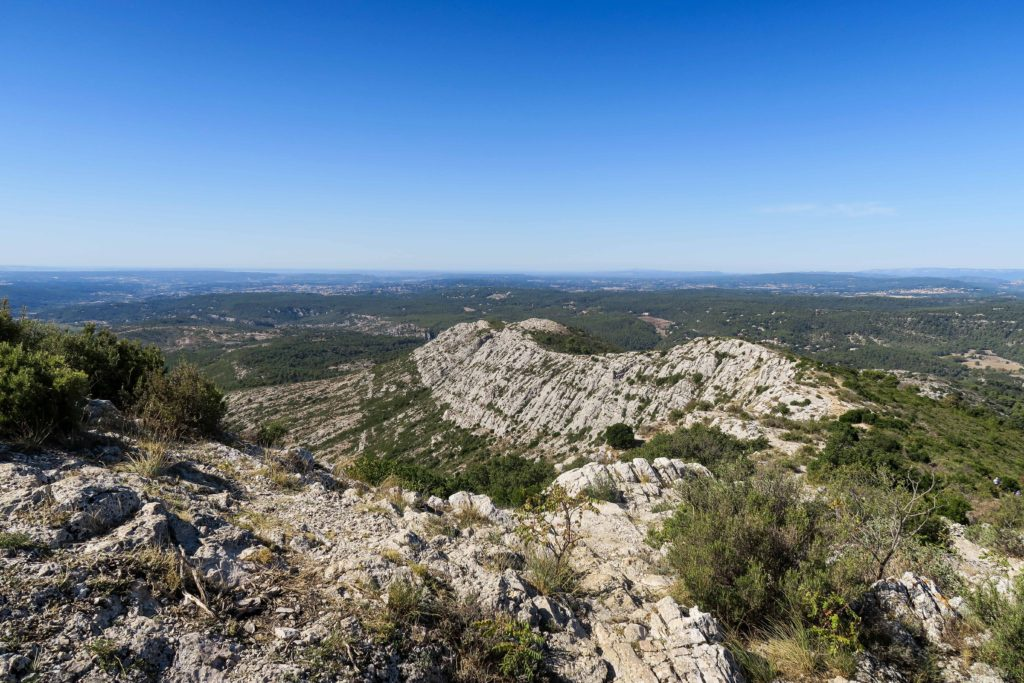 St Victoire, Provence, South of France. Travel Diary & Blog by Rosie Andre (wanderlust, cezanne, artist, aix en provence, marseille, french riviera, cote d'azur, nature, art, painting, famous, landmark, mountain, montagne, hike, walk, outdoors, view, outside, to do, guide, tips)