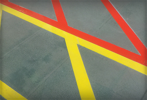 Direct Apply Line Marking