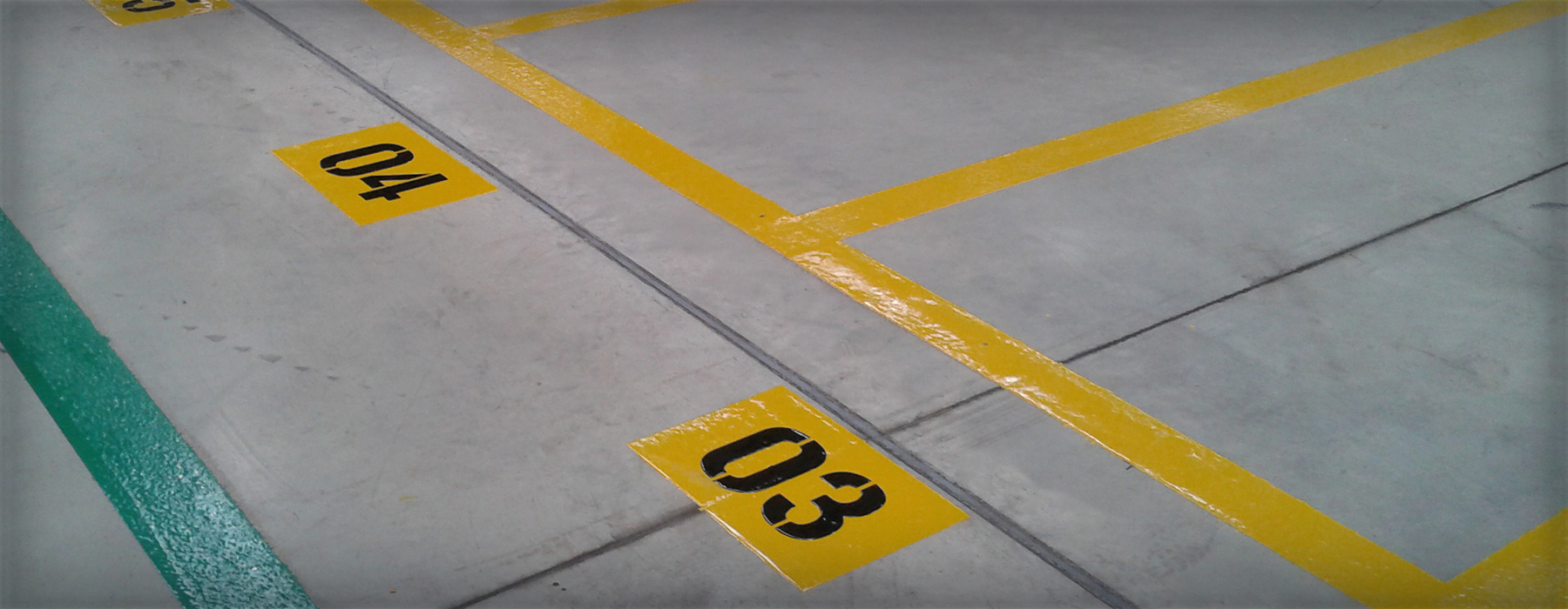 Internal Line Marking