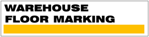 Warehouse Floor Marking Logo
