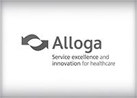 Alloga Logo