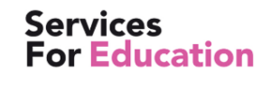 Link to resources from services for education