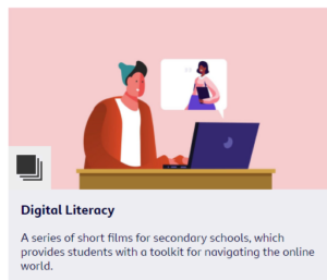 Link to Digital Literacy resources