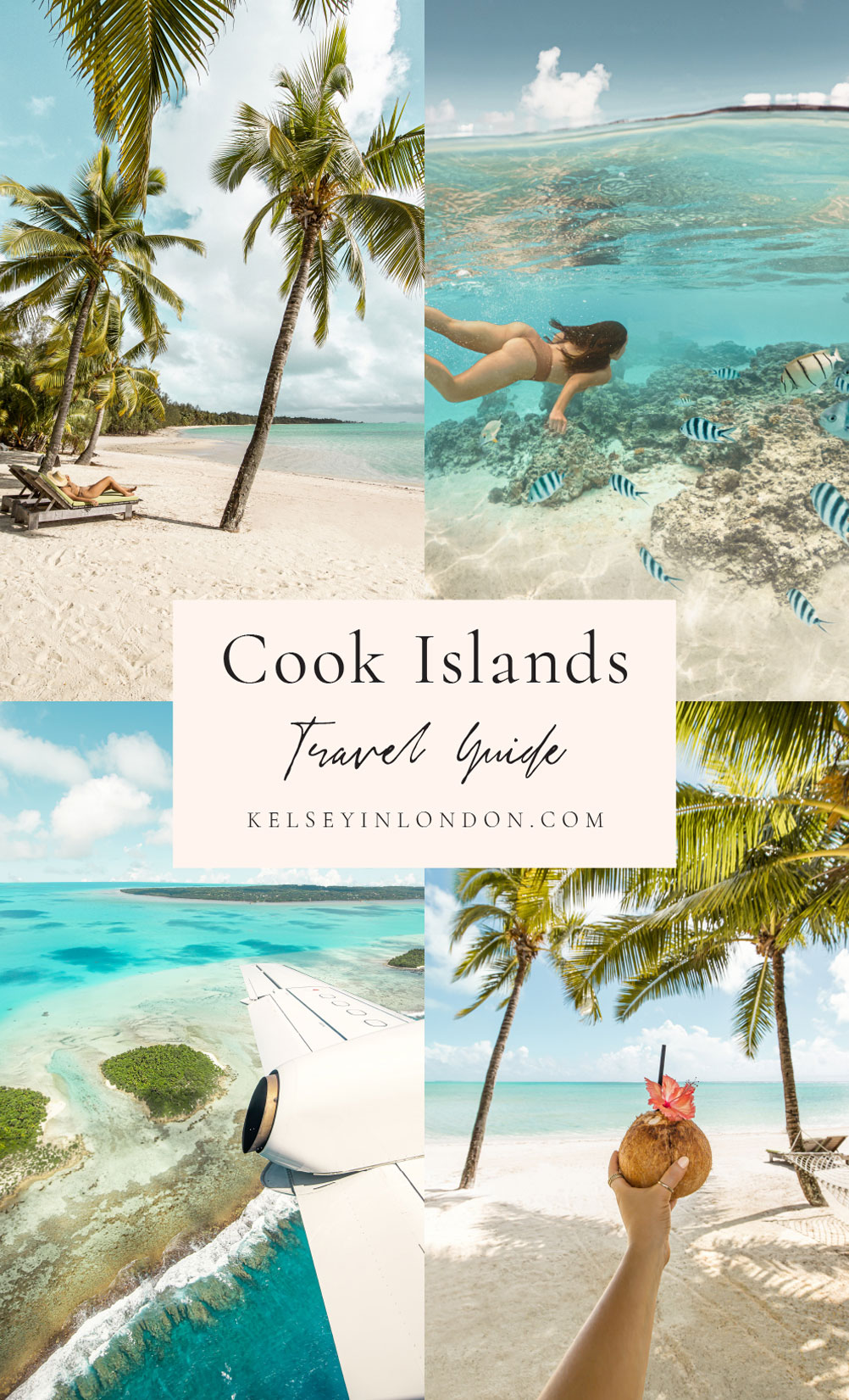 Cook Islands Travel Guide – Rarotonga – Aitutaki – Top things to do in the Cook Islands - Kelsey Heinrichs - @kelseyinlondon