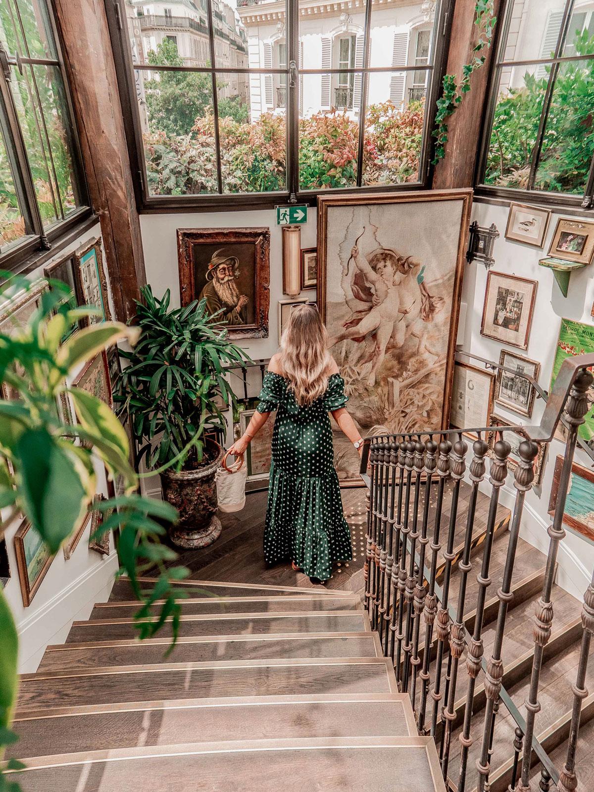 Paris Instagrammable 20 Best Paris Photography Locations Instagram Spots Pink Mamma @kelseyinlondon Kelsey Heinrichs
